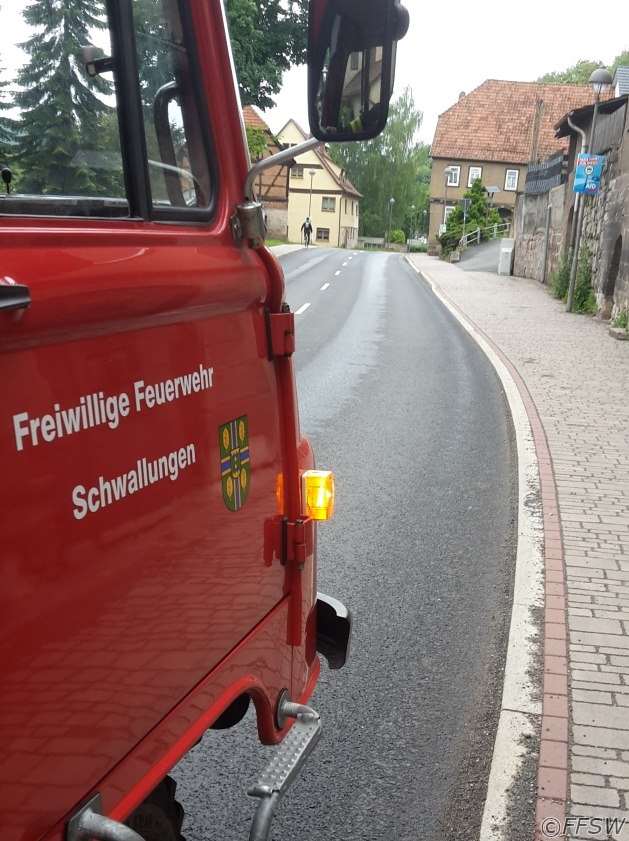 Beseitigung Dieselspur