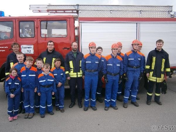 Gruppenfoto von 2013