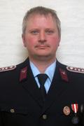 Wehrführer Mario Möller