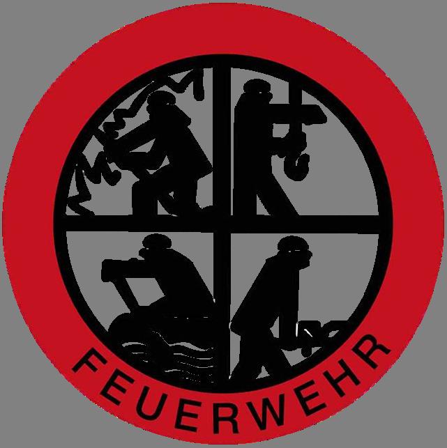 Feuerwehr Logo Schützen,Retten,Löschen,Bergen